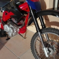 Off-road bike to swap for good spec laptop or pc.