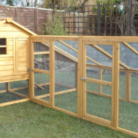 Hot Sale!! Bestselling Quality Sussex Chicken Coops!!