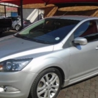 2010 FORD FOCUS 1.8 SI 5DR