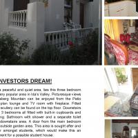 Picturesque & Peaceful: 3 Bedroom House in  Ida's Valley, Stellenbosch.