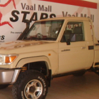 2012 Beige Toyota Land Cruiser 79 4.2D Pick Up With 183000KM