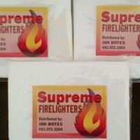 supreme firelighters
