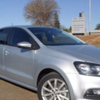 VW Polo 1.2TSI Highline DSG with Sunroof 81 kW