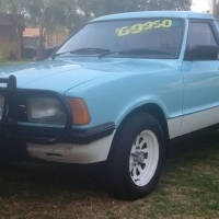 Ford cortina  3000 leisure