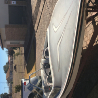 Mini Raven Ski-Boat