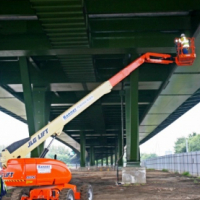 CHERRY PICKERS - JLG660SJ 22M BOOM LIFT FOR HIRE/SALE