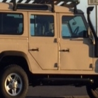 2002 TD5 Land Rover Defender with many extras