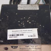 12 volt power Supply S021150C #Rosettenvillepawnshop