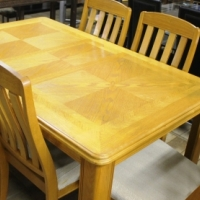 7 Piece Diningroom Set S021311N #Rosettenvillepawnshop