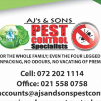 AJ's And Sons Pest Control