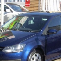 VW Polo 1.4 Comfortline with sunroof