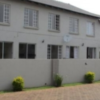 A double storey townhouse for rent in a secure complex