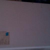 Hisens bar fridge white