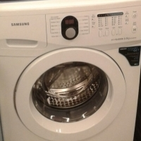 NEW! Samsung 6kg Front Load Washing Machine with Eco Bubble