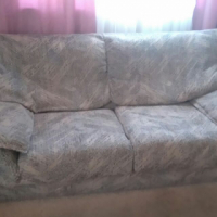 2 Seater Couch & Mat