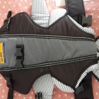 Baby front body carrier