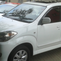 2011 Toyota Avanza 1;5 SX for sale
