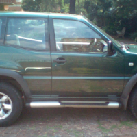 Nissan Terrano II 2000 Model