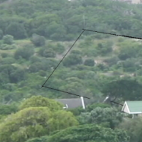 Elevated northfacing stand with golfcourse view. One of the best!  Port Alfred, South Coast