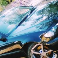 BMW 318i Exclusive E46 (2004 model)