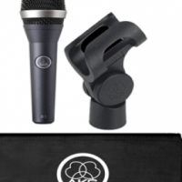 AKG D5 C PROFESSIONAL DYNAMIC HANDHELD VOCAL MIC