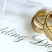 Marriage Officer for weddings