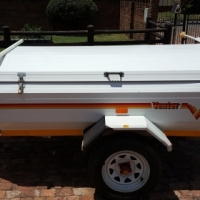 Venter trailer swop for 3 superbike trailer