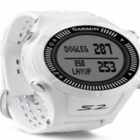 Garmin Golf Approach S2 GPS White and Black