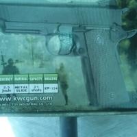 Gas gun m45