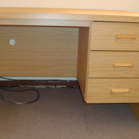 Office desk 120 X 80 X 72