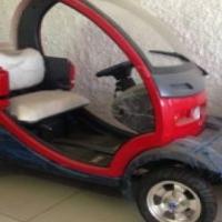 New 63V Golf Cart can be viewed at pretoria