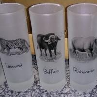 Big Five Glasses