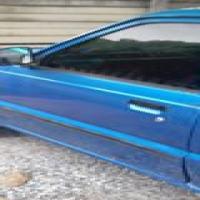 Mazda 95 B3000 met Ford V6 3L double cab bakkie te ruil vir n kar