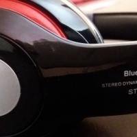 Bluetooth Headphones with aux radio sd slot