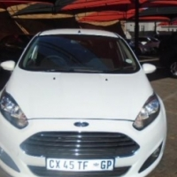 2014 Ford Fiesta Ecoboost with very low mileage 50519  for sale