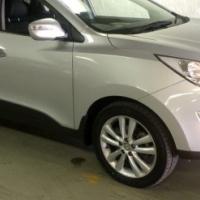 2013 Hyundai iX35 2.0CRDi 4WD Elite - 56000km