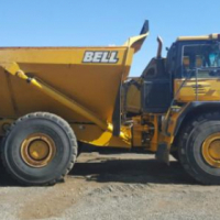 Dumper Bell B50D at reduced price
