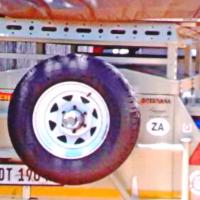 4x4 Botswana Special Trailer
