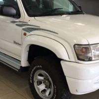 Toyota Hilux 3.0 KZ-TE Raider R/B Double