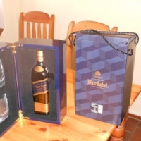 Used, Johnny Walker Blue Lable Special edition Whiskey for sale  South Africa