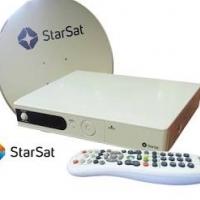Brand new Starsat decoder with installation