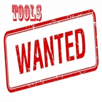 Tools wanted for CASH!!