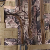 Back Pack in Hunter Camouflage - Tactical Gear