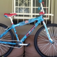 SE RACING LIMITED EDITION BIG RIPPER BMX BICYCLE FOR SALE