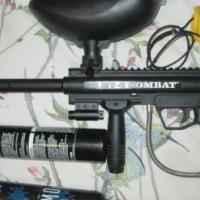 BT Combat Paint Ball gun with laser