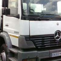 Mercedes Benz Atego 2628 Concrete Mixer