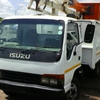 Isuzu N3500D Cherry Picker
