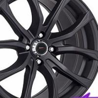"""14"""" A-Line Mischief Satin Black 4/100 & 4/108 Wheels"""