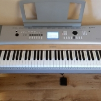 Yamaha DGX 620 Portable Grand Piano Full Size with stand for sale  South Africa