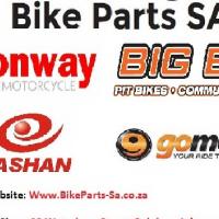 Bigboy,Jonway,Gomoto, Bashan Spares And Repairs -- Bike Parts Sa